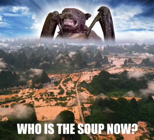 Whos The Soup Now